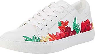 Kenneth Cole Damen Kam Sneakers, Mehrfarbig (Red Multi 692), 40 EU