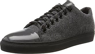 Double Shuffle, Baskets Basses Homme, Noir (Black 001), 41 EUKenneth Cole