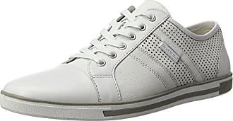 Bring About, Sneakers Basses Homme, Blanc (White), 45 EUKenneth Cole