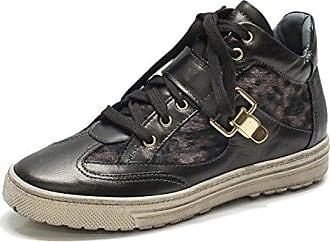 Sneakers Damen Braun Wildleder AE596 (39 EU) Keys u8yGISM