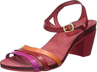 Kickers Pacome Pompes Femmes, Rouge, Taille: 41