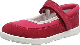 Kickers Jiri MJ, Zapatillas para Bebés, Rosa (Dark Pink), 25 EU