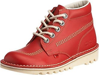 KF0000120_RC0_42, Damen Stiefel, Rot (Red), Gr. EU 42 (UK 8)Kickers