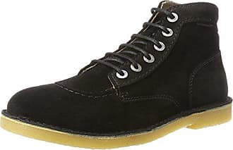 Kickers Reasan Lace Lthr Am, Zapatos de Cordones para Hombre, Negro (Black), 44