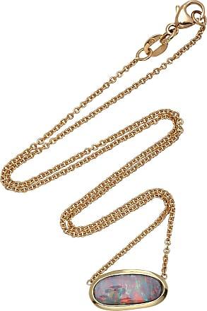Kimberly McDonald 18k Pave Geode Inspired Mini Pendant Necklace 3T3E15o