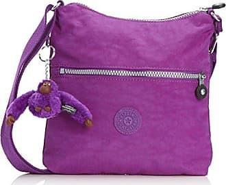Damen C1 Yo0 Ariel Calf Umhängetasche, Violett (Purple), 13x27x24 cm Coccinelle