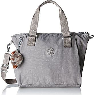 Damen Art Henkeltasche, Grau (Cotton Grey), 44x27x20 cm Kipling
