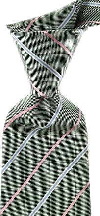 Ties On Sale, Green Melange, Wool, 2017, one size Kiton