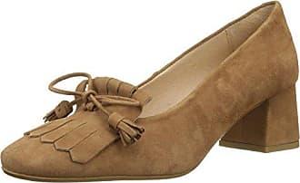 KMB Buga, Zapatillas de Estar por Casa para Mujer, Verde (Kaki 8), 37 EU