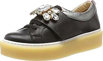 KMB Gensy, Zapatillas para Mujer, Negro (Black), 37 EU