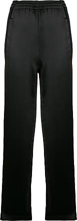 high-waist track trousers - Black Koché JKSftmv