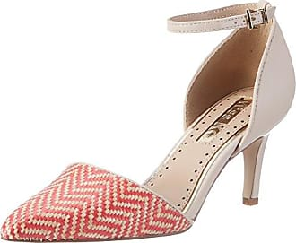 Miss KG - Zapatos de Tacón de Sintético Mujer, Color Negro, Talla 39