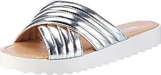 Dreya, Sandales Femme, Argenté (Silver), 36 EUKurt Geiger