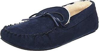 Harry Mule Slipper, Pantofole Uomo, Blue (Navy), 42/43 EU Kurt Geiger