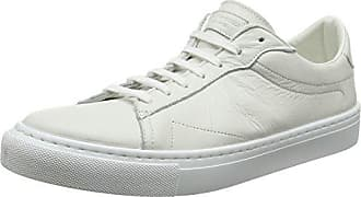 Donell NP, Sneakers Basses Homme - Blanc - Blanc (Blanc), 42Kurt Geiger