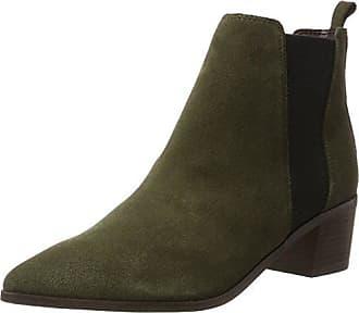 Miss KG Senta, Chelsea Boots Femme, Vert (Khaki 76), 40 EU