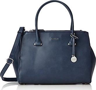 Spacious Tote Bag L. Le Sac Fourre-tout Spacieux. Credi Blue L.credi Penser L.credi Bleu Al755ieD