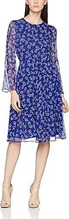 L.K. Bennett Cecily, Robe de Fête Femme, Blau (Blue 902), 38
