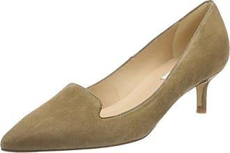 L.K. Bennett Elena, Zapatos de Tacón para Mujer, Plateado (SIL-Silver), 36 EU