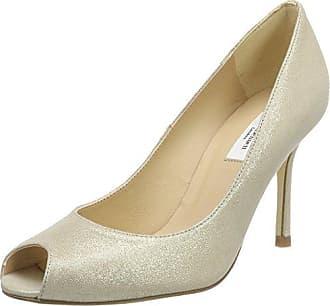 L.K. Bennett Bia, Zapatillas de Estar por Casa para Mujer, Dorado (GOL-Soft Gold), 39 EU L.k. Bennett