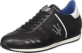 Cassetta, Sneaker Uomo, Blu (Dark Blue), 43 EU La Martina