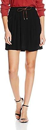La Petite Francaise Lazare, Falda para Mujer, Negro (Noir), Small