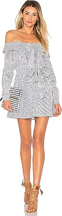 Jann Button Up Dress in Black & White. - size S (also in L,M,XS) L'Academie