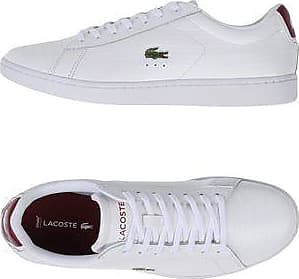 Chaymon 218 1 Cam, Baskets Hommes, Blanc (WHT/NVY 042), 40 EULacoste