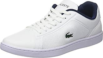 Evara 118 1 Cam, Baskets Hommes, Blanc (Off WHT/NVY), 40 EULacoste