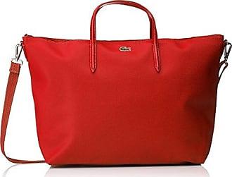 Damen L1212 Concept Umhängetaschen, Rouge (Biking Red), One Size Lacoste