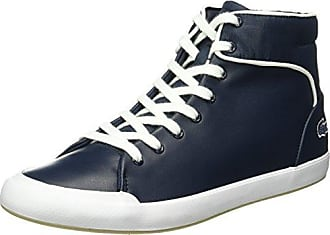732CAW0134, Montantes Femme - Bleu - Bleu (NVY 003), 35.5 EULacoste