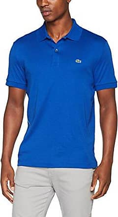 Lacoste Sport YH8032, Polo Homme, Bleu (Oceane/Coccinelle-Blanc), Medium (Taille Fabricant : 4)