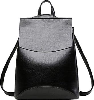 Damen-Kurierbeutel-Damebeutelart Und Weiseschulterbeutelhandtasche,Gray-OneSize Laidaye