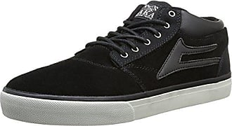 Griffin Mid, Chaussures de skateboard homme - Noir (Black Suede All Weather), 42 EU (8.5 US)Lakai