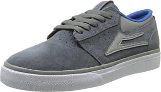 Griffin, Chaussures de skateboard homme - Gris (Grey Suede), 40 EU (7 US)Lakai