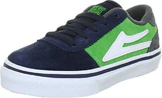 PICO MS3120204A00, Herren Fashion Sneakers, Grau (GREY RED SUEDE A0107), EU 45 (UK 10) (US 11) Lakai