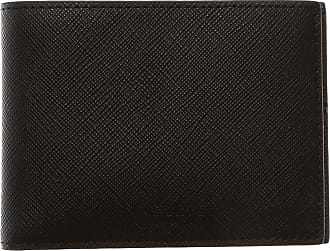 Wallet for Women, Black, Leather, 2017, One size Lancaster