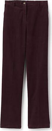 Haut Des Femmes Pantalon Taille Haute, Cordon Bébé Dos Élastique - 10 - Terres Bleu Fin