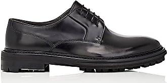 Classic Lace Up Shoes - IT39 / Black Lanvin BexGYLB