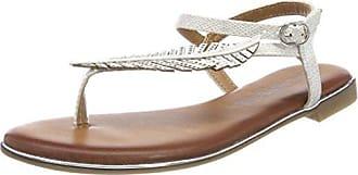 Womens Fs181001 T-Bar Sandals, Champagne Laufsteg M