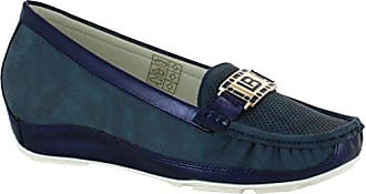 Mujer 727 Slippers Azul Size: 35 EU Laura Biagiotti f0b2bUyd