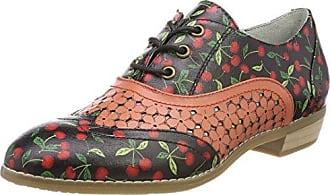 Pinto Di BLU Canary, Zapatos de Cordones Oxford para Mujer, Beige (Beige 22), 36 EU