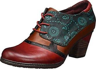 Adele 11 - Zapatos Derby Mujer, Color Azul, Talla 40 Laura Vita