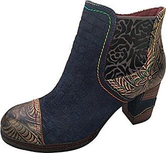Damen Anna 11 Chelsea Boots, Blau (Bleu), 39 EU Laura Vita