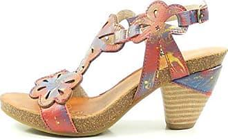 Laura Vita SL3185-10 Dorry 10 Schuhe Damen Sandalen, Schuhgröße:39;Farbe:Weiß