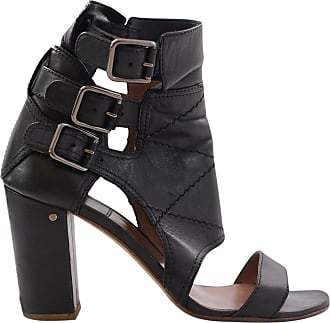 Heeled Leather MAJA Sandal Shoes 9.5 cm Fall/winterLaurence Dacade jPzon