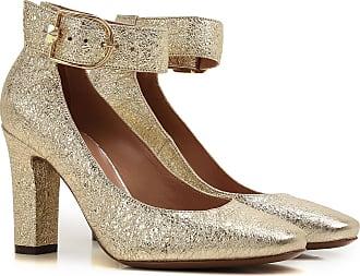 Pumps & High Heels for Women On Sale in Outlet, Platinum, Leather, 2017, 3.5 L'autre Chose