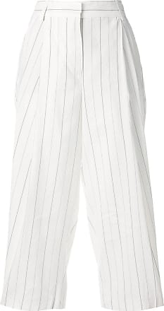 Pants for Women On Sale, White, lyocell, 2017, 26 28 30 32 L'autre Chose