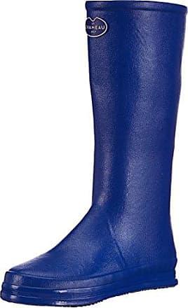 Nora Cindy - Botas de agua, talla: 37, Color Azul