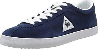 Cernay Leather/Chambray, Baskets Hommes, Bleu (Dress Blue), 44 EULe Coq Sportif